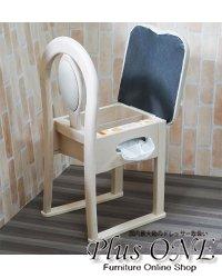 三面鏡 ドレッサー キュアベル  椅子
